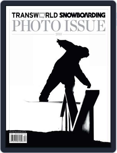Transworld Snowboarding (Digital) December 8th, 2009 Issue Cover