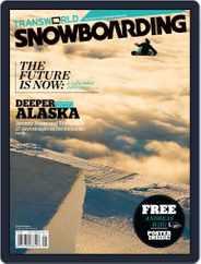 Transworld Snowboarding (Digital) Subscription November 23rd, 2009 Issue