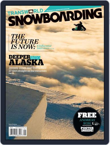 Transworld Snowboarding (Digital) November 23rd, 2009 Issue Cover
