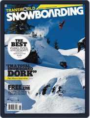 Transworld Snowboarding (Digital) Subscription September 26th, 2009 Issue