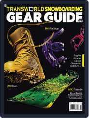 Transworld Snowboarding (Digital) Subscription August 15th, 2009 Issue