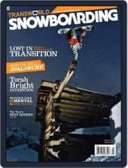 Transworld Snowboarding (Digital) Subscription January 31st, 2009 Issue