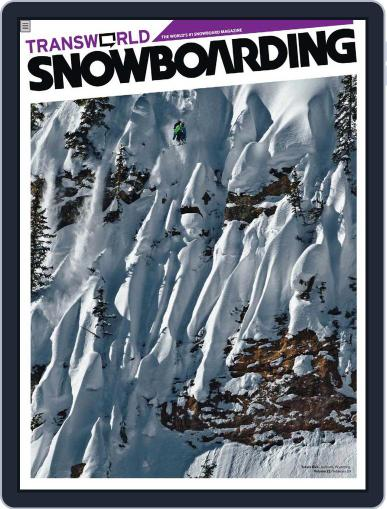 Transworld Snowboarding (Digital) January 27th, 2009 Issue Cover