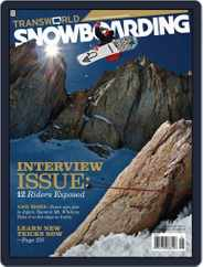 Transworld Snowboarding (Digital) Subscription November 22nd, 2008 Issue
