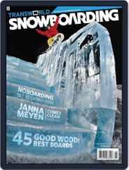 Transworld Snowboarding (Digital) Subscription August 30th, 2008 Issue
