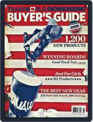 Transworld Snowboarding (Digital) Subscription August 18th, 2008 Issue