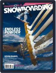Transworld Snowboarding (Digital) Subscription February 23rd, 2008 Issue