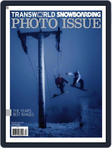 Transworld Snowboarding (Digital) January 11th, 2008 Issue Cover