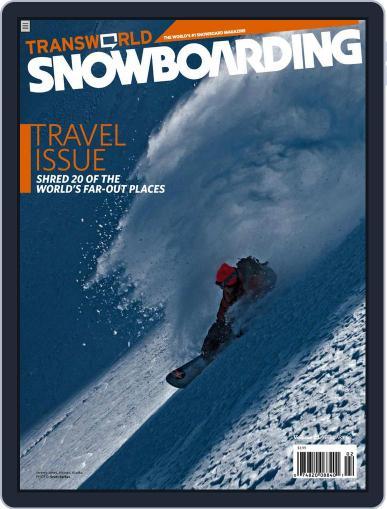 Transworld Snowboarding (Digital) December 22nd, 2007 Issue Cover