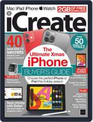 iCreate (Digital) Subscription January 1st, 2020 Issue