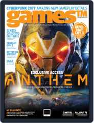 GamesTM (Digital) Subscription January 1st, 2019 Issue