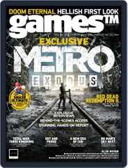 GamesTM (Digital) Subscription December 1st, 2018 Issue
