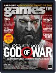 GamesTM (Digital) Subscription June 1st, 2018 Issue