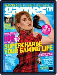 GamesTM (Digital) Subscription April 1st, 2018 Issue