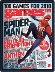 GamesTM (Digital) Subscription March 1st, 2018 Issue