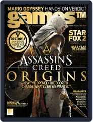GamesTM (Digital) Subscription November 1st, 2017 Issue