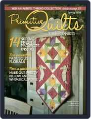 Primitive Quilts And Projects (Digital) Subscription January 13th, 2020 Issue