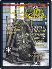 Primitive Quilts And Projects (Digital) Subscription September 13th, 2019 Issue