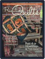Primitive Quilts And Projects (Digital) Subscription June 14th, 2019 Issue