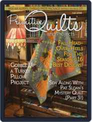 Primitive Quilts And Projects (Digital) Subscription September 1st, 2018 Issue
