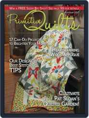Primitive Quilts And Projects (Digital) Subscription June 1st, 2017 Issue