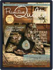 Primitive Quilts And Projects (Digital) Subscription September 1st, 2016 Issue