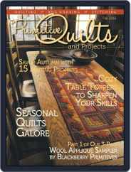 Primitive Quilts And Projects (Digital) Subscription July 1st, 2016 Issue