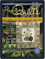 Primitive Quilts And Projects (Digital) Subscription April 4th, 2016 Issue