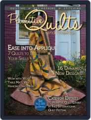 Primitive Quilts And Projects (Digital) Subscription February 5th, 2016 Issue