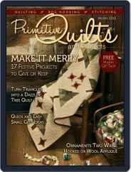 Primitive Quilts And Projects (Digital) Subscription October 2nd, 2015 Issue