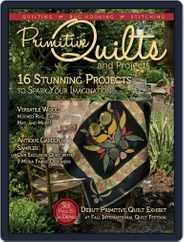 Primitive Quilts And Projects (Digital) Subscription July 6th, 2015 Issue