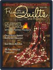 Primitive Quilts And Projects (Digital) Subscription October 3rd, 2014 Issue