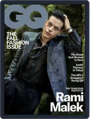 GQ (Digital) Subscription September 1st, 2019 Issue