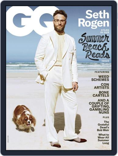 GQ (Digital) June 1st, 2019 Issue Cover