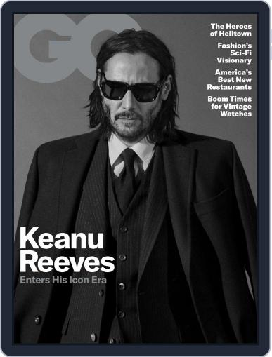 GQ (Digital) May 1st, 2019 Issue Cover