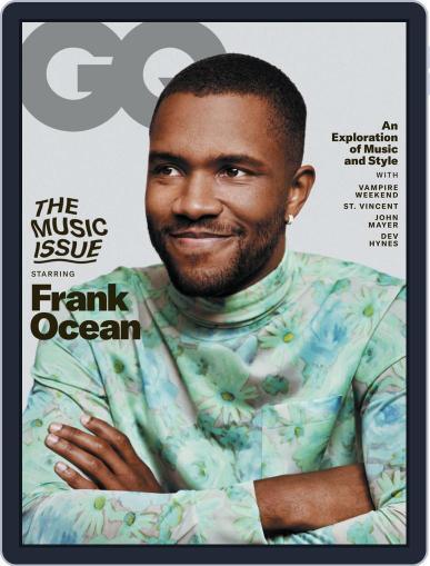 GQ (Digital) February 1st, 2019 Issue Cover