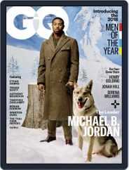 GQ (Digital) Subscription December 1st, 2018 Issue