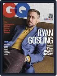 GQ (Digital) Subscription November 1st, 2018 Issue