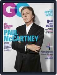 GQ (Digital) Subscription October 1st, 2018 Issue
