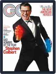GQ (Digital) Subscription December 1st, 2017 Issue