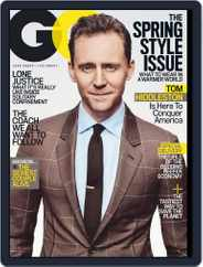 GQ (Digital) Subscription March 1st, 2017 Issue
