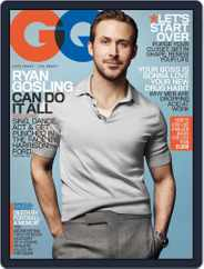 GQ (Digital) Subscription January 1st, 2017 Issue