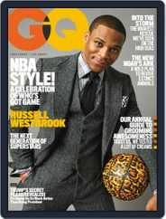 GQ (Digital) Subscription November 1st, 2016 Issue