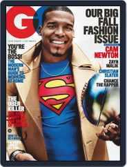 GQ (Digital) Subscription September 1st, 2016 Issue