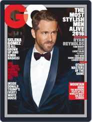 GQ (Digital) Subscription April 19th, 2016 Issue