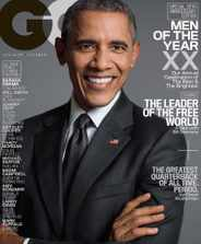 GQ (Digital) Subscription November 17th, 2015 Issue