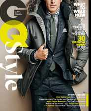 GQ (Digital) Subscription September 1st, 2015 Issue
