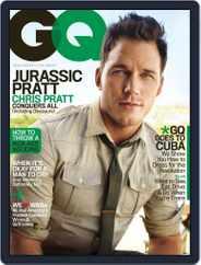 GQ (Digital) Subscription June 1st, 2015 Issue