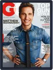 GQ (Digital) Subscription October 21st, 2014 Issue
