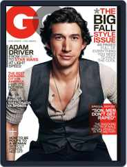 GQ (Digital) Subscription August 19th, 2014 Issue